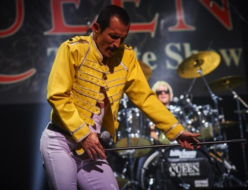 Queen Forever perform at The Palais Theatre Melbourne