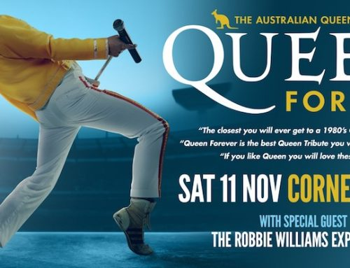 Queen Forever to play the famous Corner Hotel in Melbourne