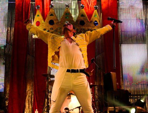 Queen Forever performs at The Secret Garden Festival 2017