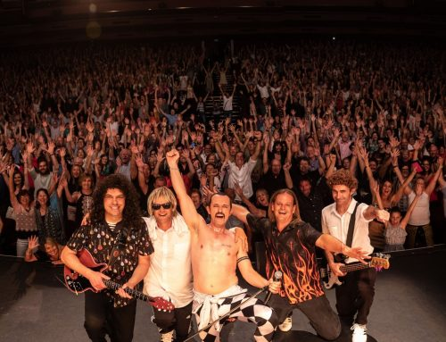 Queen Forever Hits Crown Theatre Perth After Huge Success of Bohemian Rhapsody Film