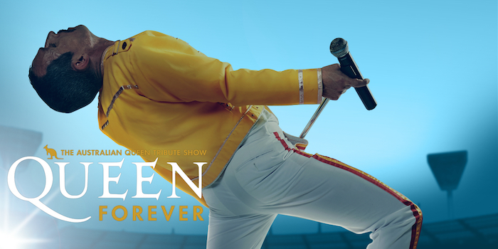 Queen Forever | Australia's Best Queen Tribute Band