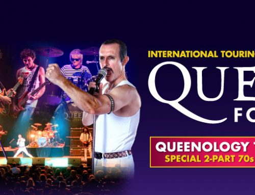 QUEENOLOGY 2020 Tour Launched!
